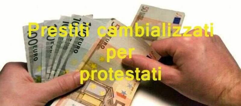 prestito cambializzato a protestati
